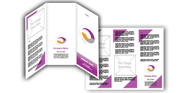 brochure templates ms word - Template