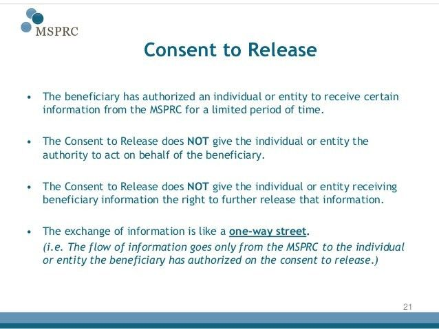 Beneficiary Release Form. Canada Will Preamble In Contemplation Of ...