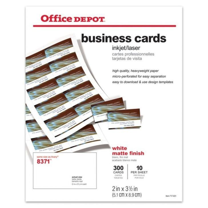 Office Depot Labels Templates - Contegri.com