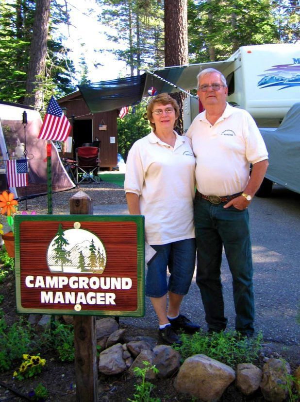 Campground Manager 17 About Astra Campground Manager - uxhandy.com