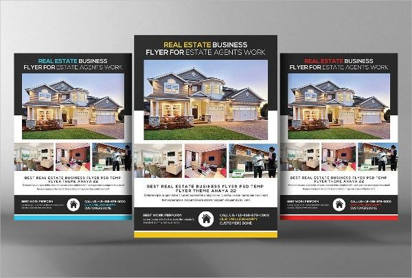 19+ Real Estate Flyer Template - Free PSD, Vector AI, EPS Format ...