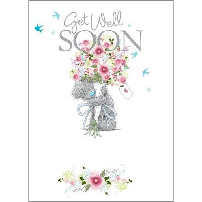 Get Well Soon Me to You Bear Card £1.79 | me to | Pinterest ...