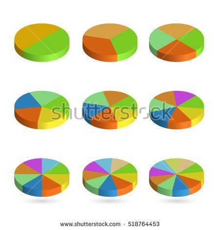 3d Pie Chart Stock Images, Royalty-Free Images & Vectors ...
