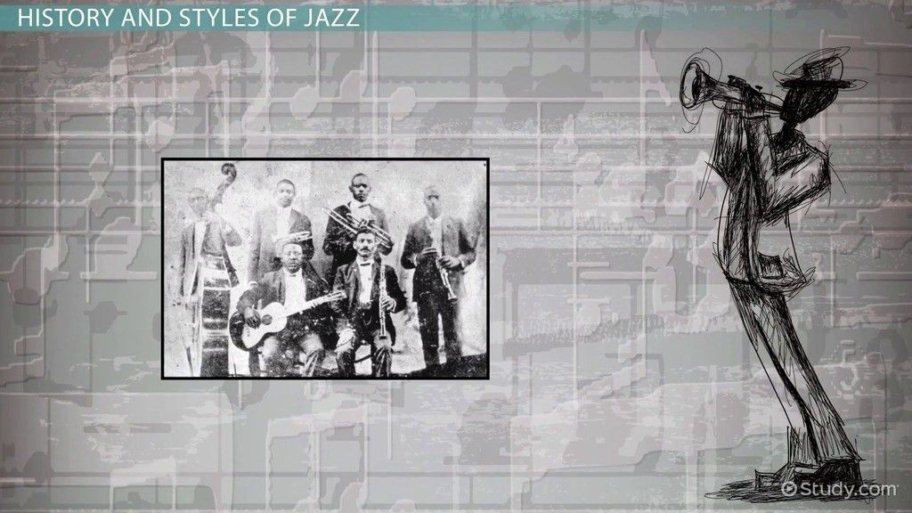 Elements of Jazz: Swing, Syncopation, Styles & History - Video ...