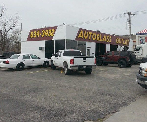 Autoglass Outlet Photo Gallery   Tulsa, OK