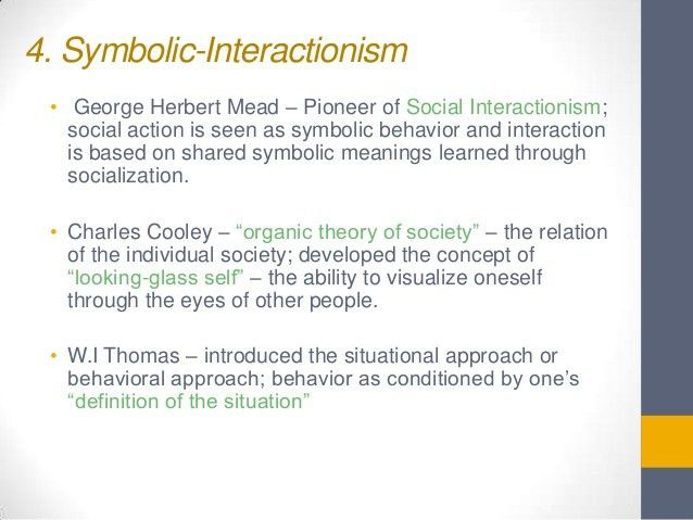 SOCIOLOGY: Theoretical Paradigms
