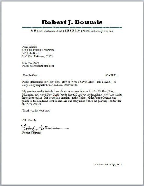 Astonishing How To Do A Cover Letter 16 Downloadable Examples And ...