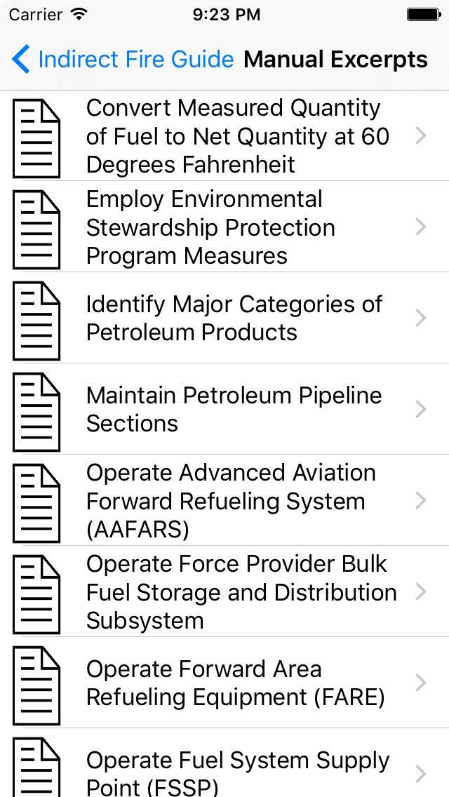 92F Petroleum Supply Specialist | Apps | 148Apps