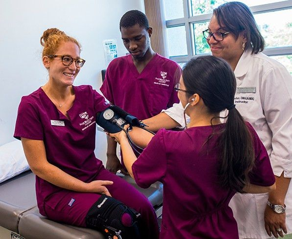 PBSC Medical Assisting students gain global career options | Palm ...