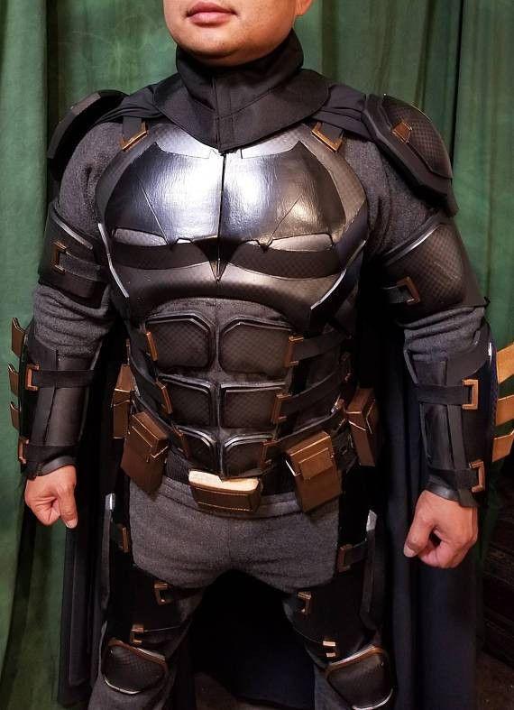 Bat man JL full body Armor foam TEMPLATES