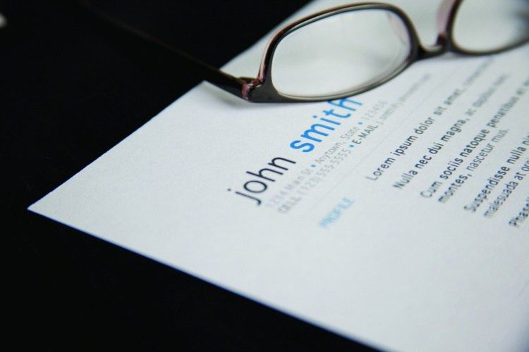 Guide to to writing the perfect graduate engineering CV The Engineer