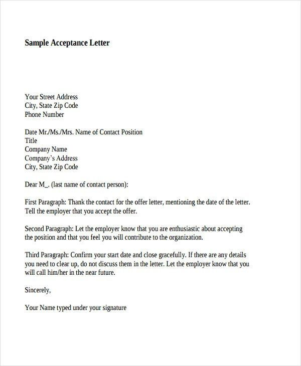 40+ Offer Letter Templates in PDF | Free & Premium Templates