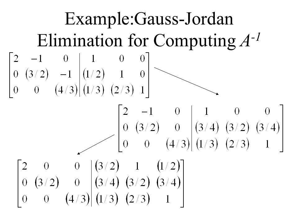Lecture 8 Matrix Inverse and LU Decomposition - ppt video online ...