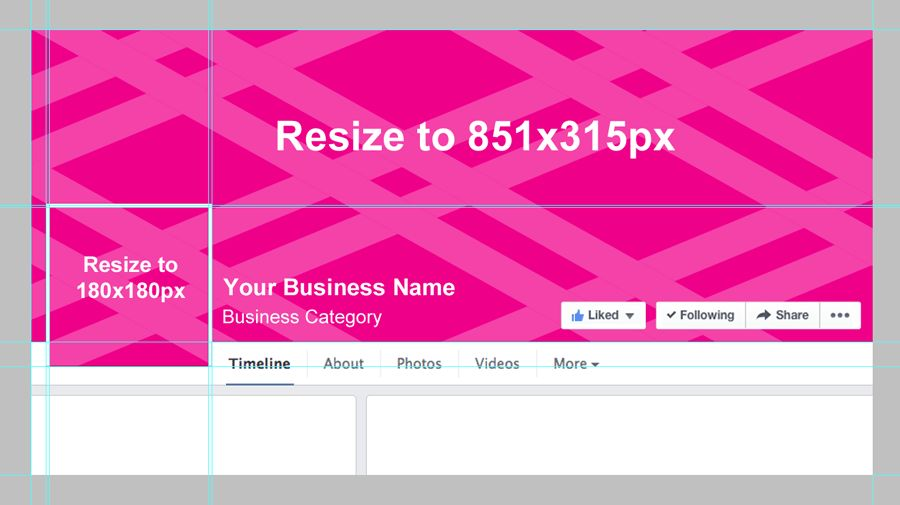 Facebook Business Page Cover Photo Template » Blog: Social Media ...