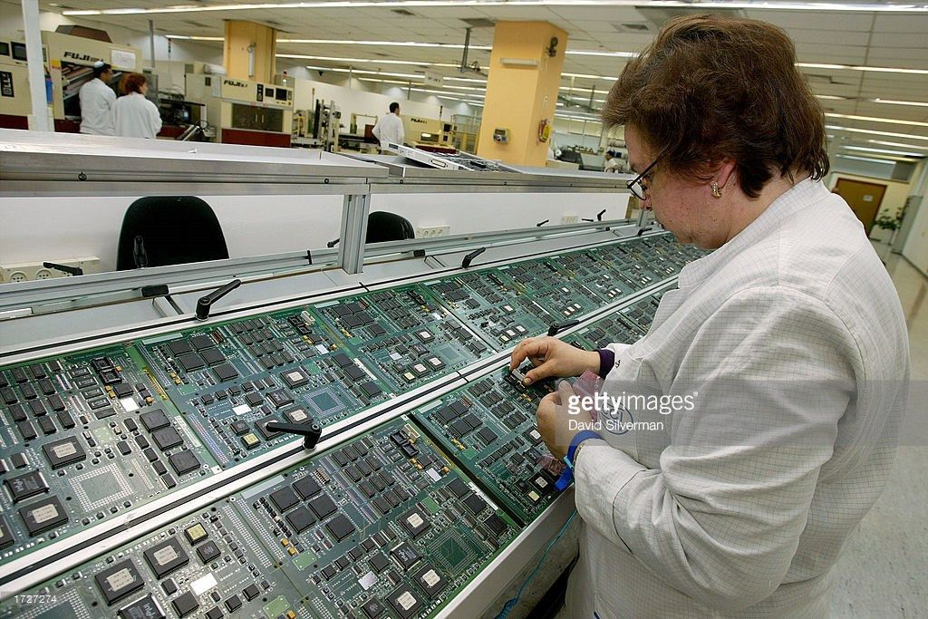 Telecommunication Circuit Board Processing In Israel Pictures ...