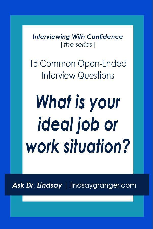 Best 20+ Standard interview questions ideas on Pinterest   Resume ...