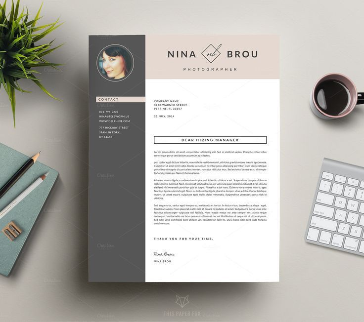 16 best Resume Template images on Pinterest | Resume templates ...