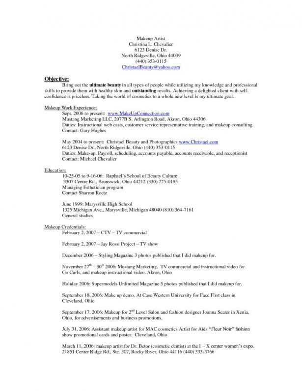 Resume : Examples Of Extensive Awesome Summer Internships Dana ...