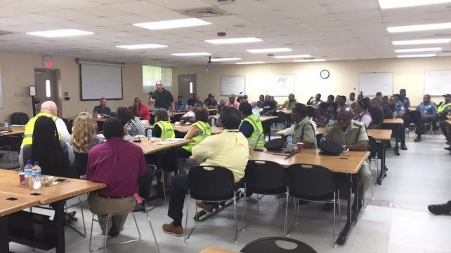U.S. Embassy Bridgetown hosts active shooter training in Dominica ...