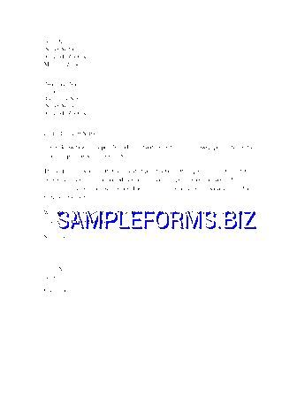 Apology Letter to Customer templates & samples forms