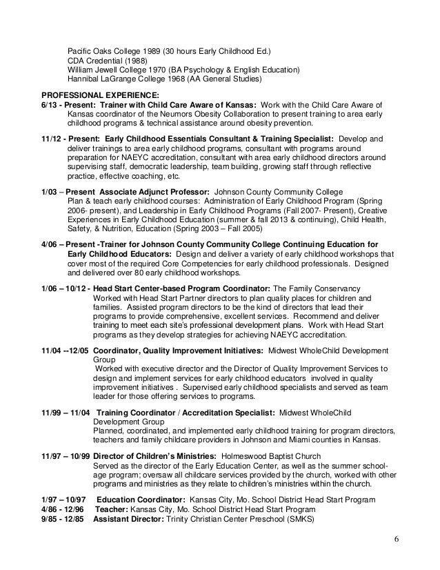 Juanita Springate Resume '13 - EC Objective