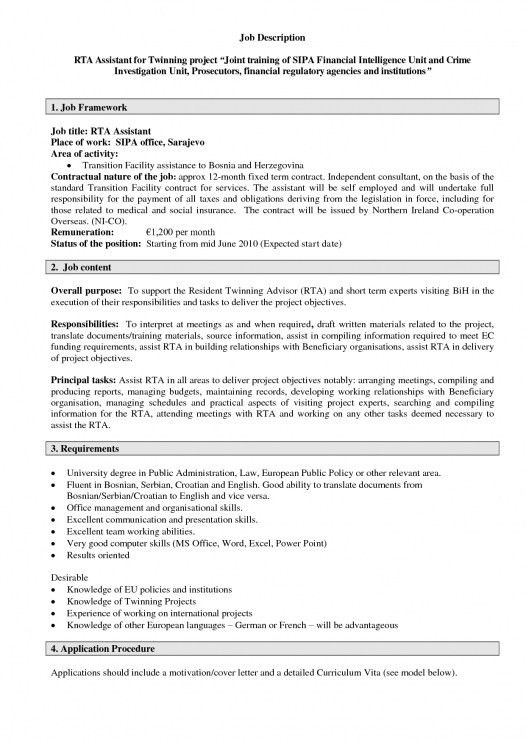 Junior Project Manager Cover Letter Sample Livecareer With ...