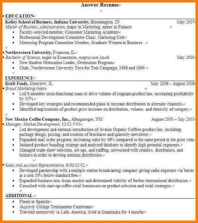 9+ accomplishments in resume | educationalresume.or