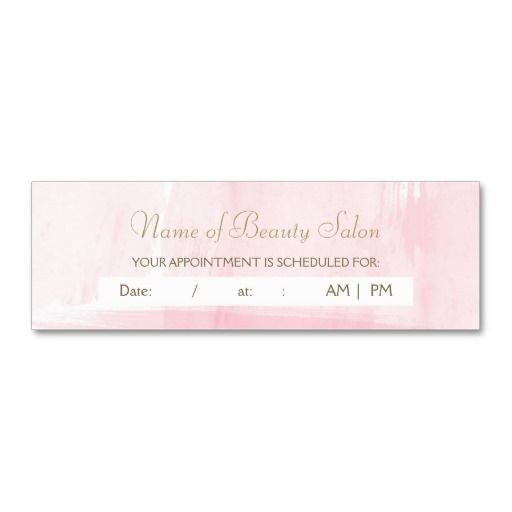 46 best Appointment Reminder Cards images on Pinterest | Postcards ...