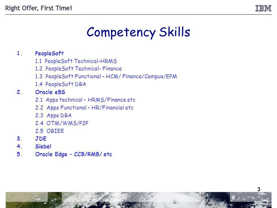 1 Competency Specific Guidelines - Oracle ISV Competency. - ppt ...