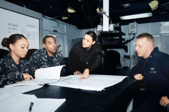 Military Intelligence Specialist in the Navy : Navy.com
