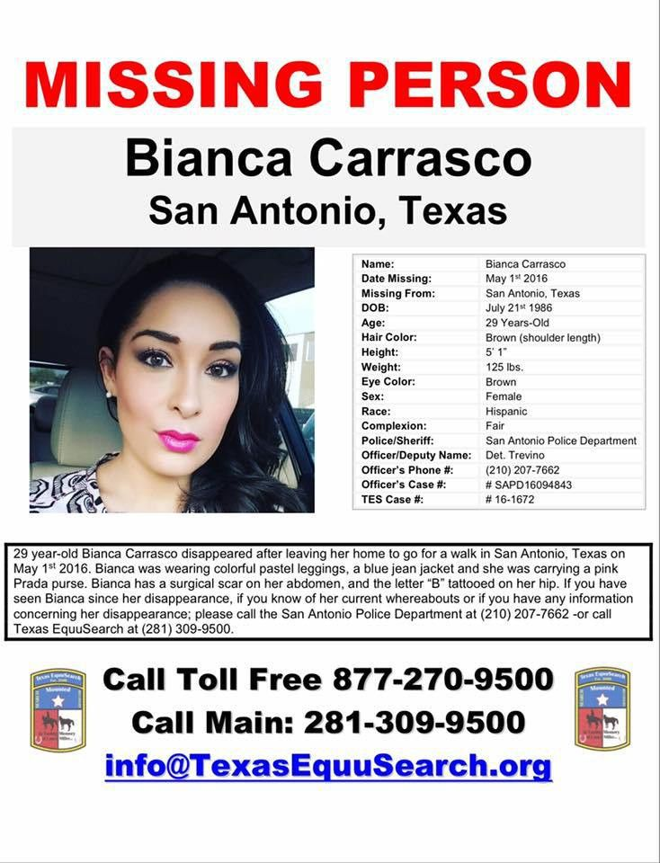 San Antonio mother of 3 remains missing a year after dispute with ...