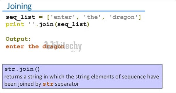 C Split String | How to split a string in C/C++, Python and Java ...