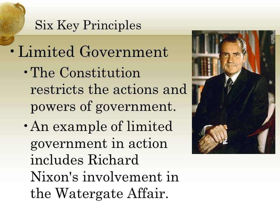 Chapter Three: The Constitution - ppt download