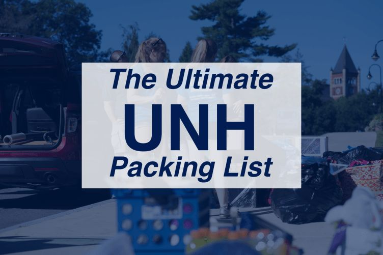 The Ultimate Packing List | UNH Today