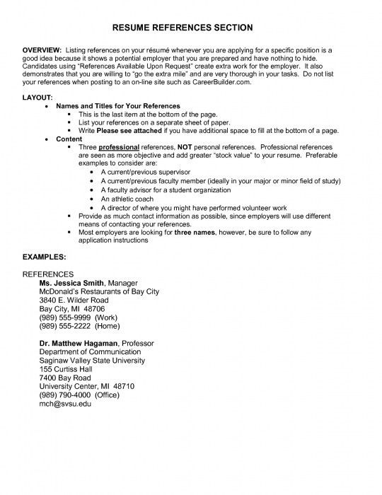 Wonderful Add References To Resume 25 For Your Resume Examples ...