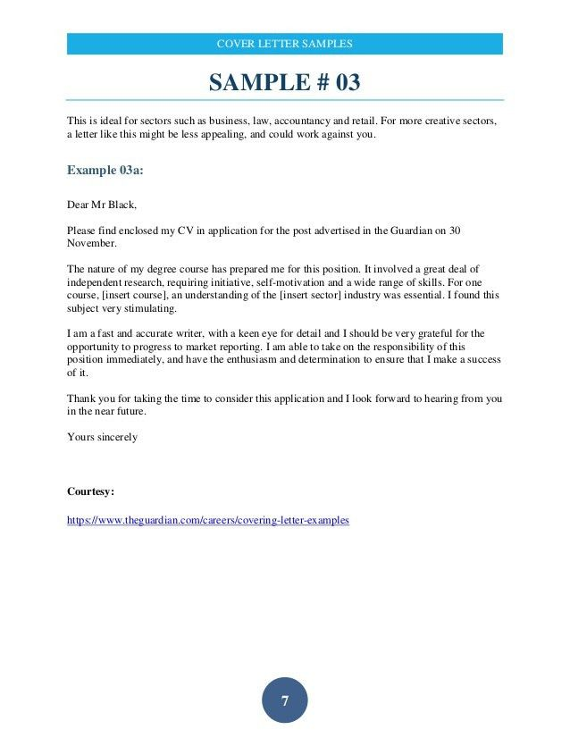 Cover Letters Sample_2016