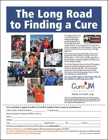 Cure JM Foundation | Funding Research to Cure Juvenile ...