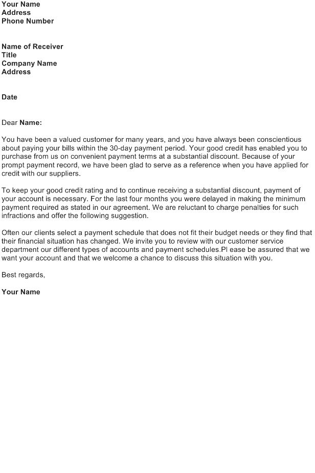 Offer Letter Sample - Download FREE Business Letter Templates and ...