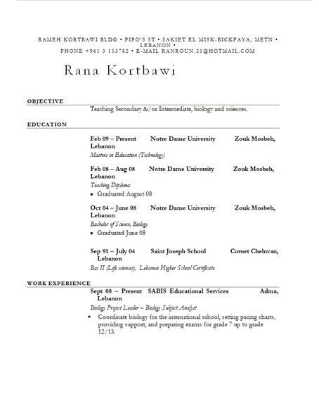Wondrous Ideas Resume About Me 2 Examples Of Resumes Show Me A ...