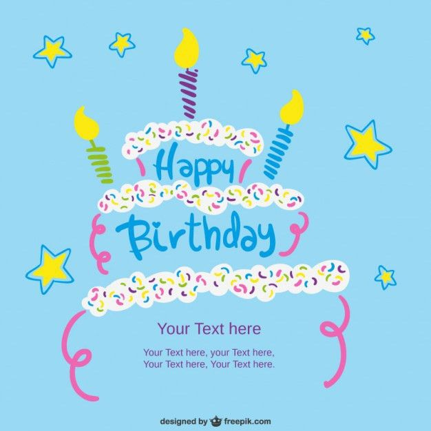 Free Birthday Cards To Text – gangcraft.net