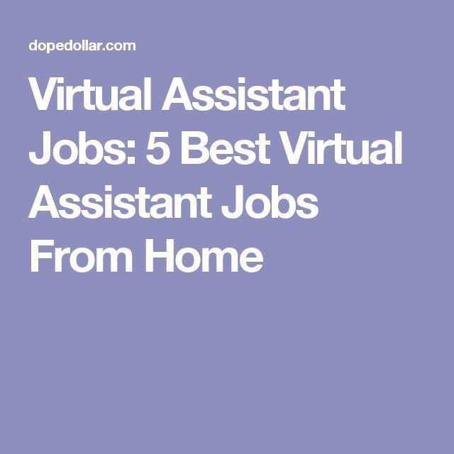 25+ best Assistant jobs ideas on Pinterest | Virtual assistant ...