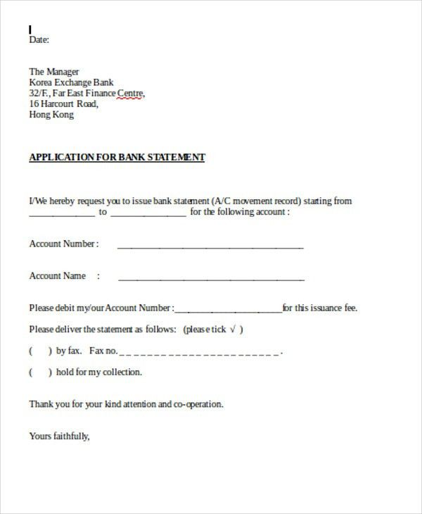 Leave Letter Formats. 26+ Application Letter Templates Format ...