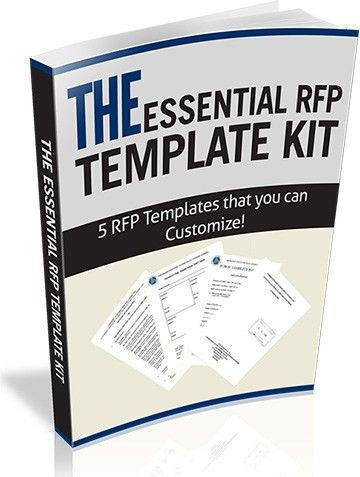 Basic RFP Templates in MS Word Format   RFP Factory