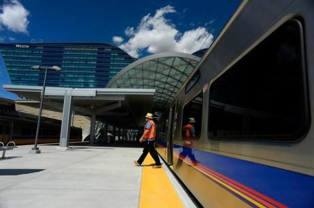 How the Denver-to-DIA train, opening Friday, will change the metro ...