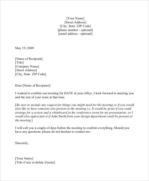 41+ Appointment Letter Template Examples | Free & Premium Templates