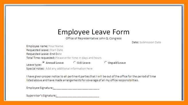 7+ application leave format   intern resume