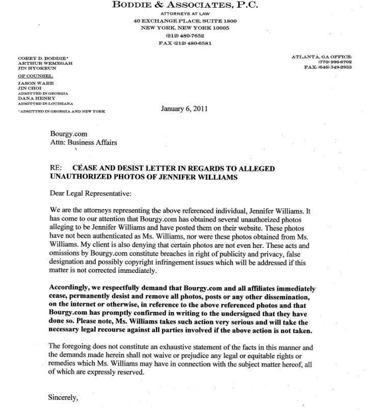 Cease And Desist Letter Sample Philippines | Docoments Ojazlink