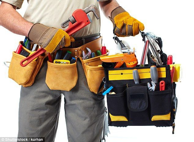Is it illegal to pay cash in hand to a handyman? | This is Money