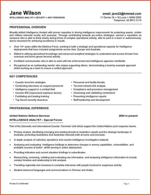 INFORMATION SECURITY ANALYST RESUME | proposal bid template