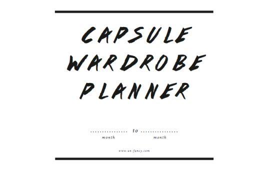 free wardrobe planner